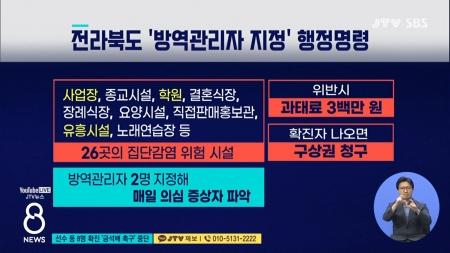 선수 등 8명 확진 '금석배 축구' 중단